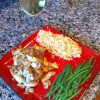 White Wine Artichoke Chicken