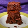 Fudgey Brownies Lightened Up