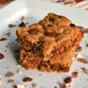 Brewer's Malted Blondies