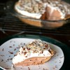 Graham Cracker Crust German Chocolate Cream Pie