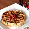 Dark Chocolate Cherry Waffles & A Giveaway!