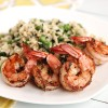 Sweet & Smokey BBQ Rubbed Shrimp